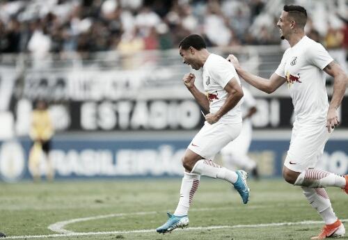 Bragantino volta a vencer, goleia Londrina e dispara na liderança da Série B