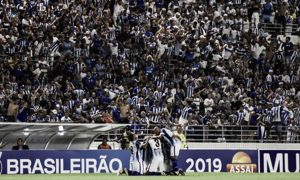 Argel Fucks diz que vitória sobre o Ceará tem 'DNA do Azulão'