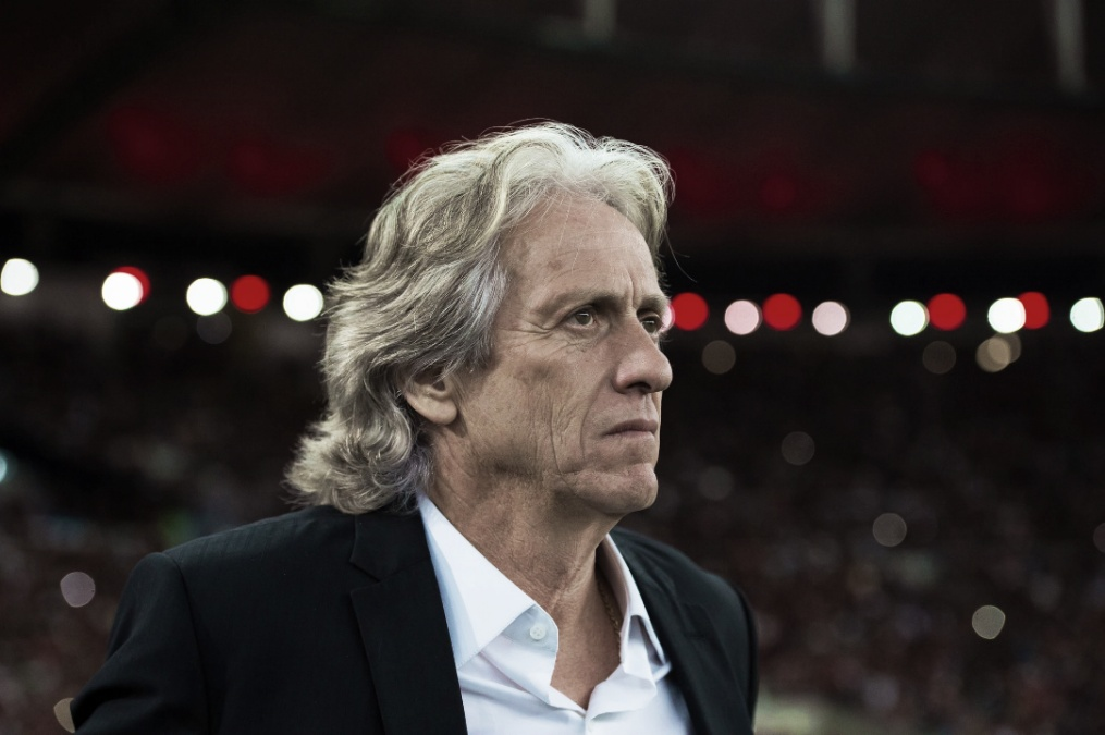 """Após oitava vitória seguida, Jorge Jesus afirma: """"Flamengo ainda tem muito a crescer"""""""