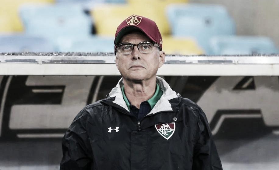 Queda no Fluminense! Discussão com Ganso é a gota d'água para saídade Oswaldo de Oliveira