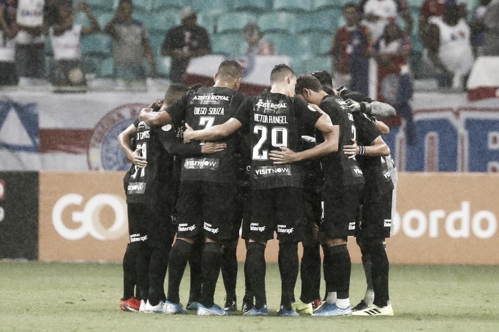 Sem pontuar no segundo turno, Botafogo busca se reabilitar diante do Fortaleza