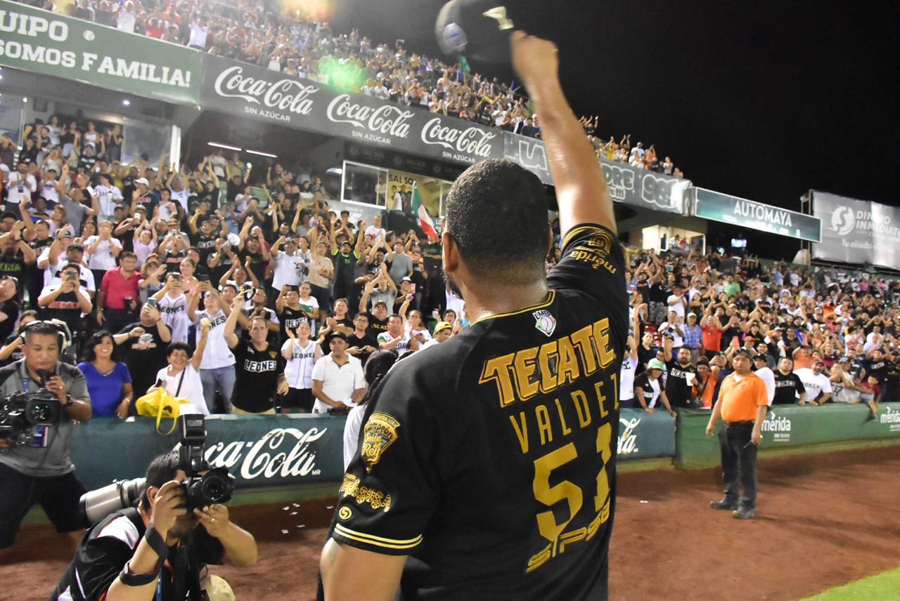 Yucatán, a una victoria del campeonato de la LMB