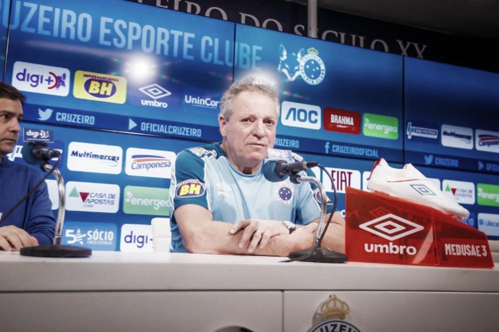 Embalado, Goiás encara Cruzeiro em crise e sob nova direção