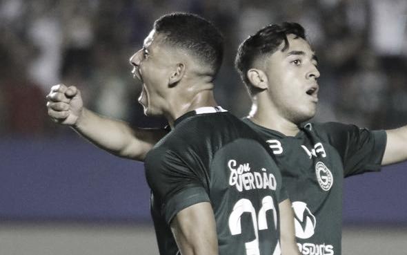 Goiás soma terceira vitória seguida, e Abel Braga estreia com derrota no Cruzeiro