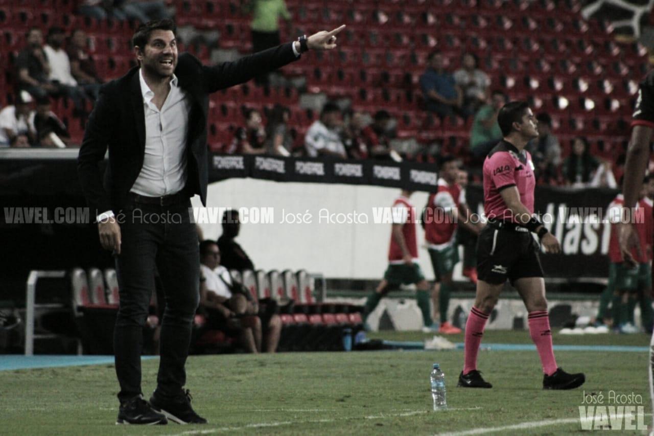 """Leandro Cufré: """"Seguimos con la misma humildad"""""""