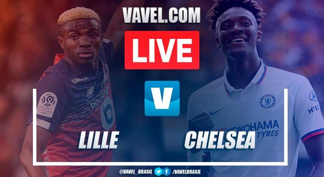 Gols e melhores momentos Lille 1x2 Chelsea pela Champions League 2019-20