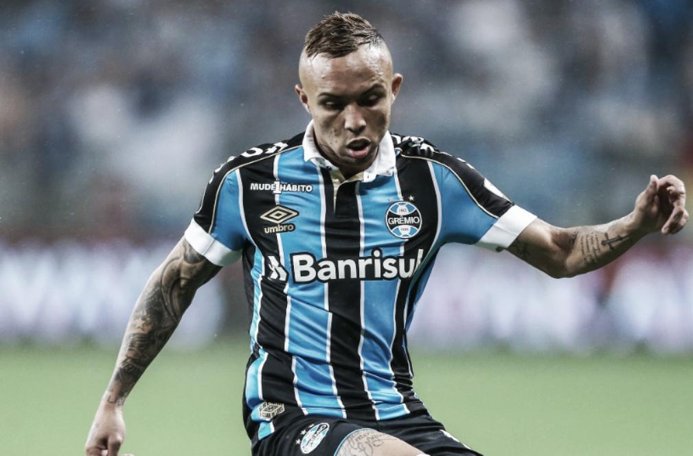 """Bom segundo tempo do Grêmio faz Everton lamentar: """"Poderíamos ter aproveitado"""""""