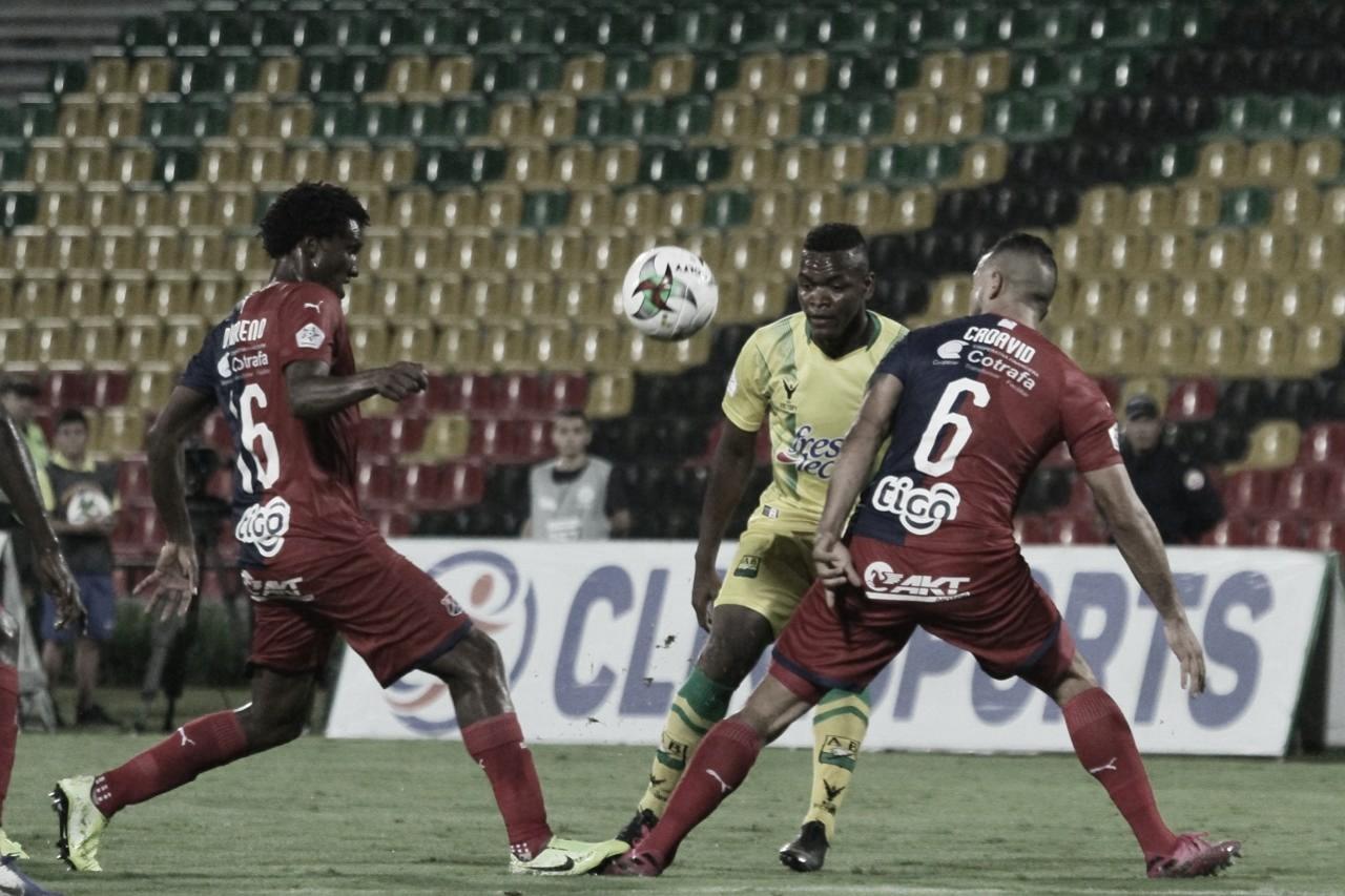 Puntuaciones del DIM vs. Atlético Bucaramanga: empate que deja en coma al 'poderoso'