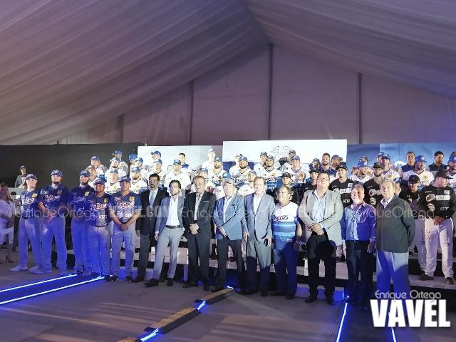 Charros de Jalisco presenta sus uniformes de cara a la defensa del título