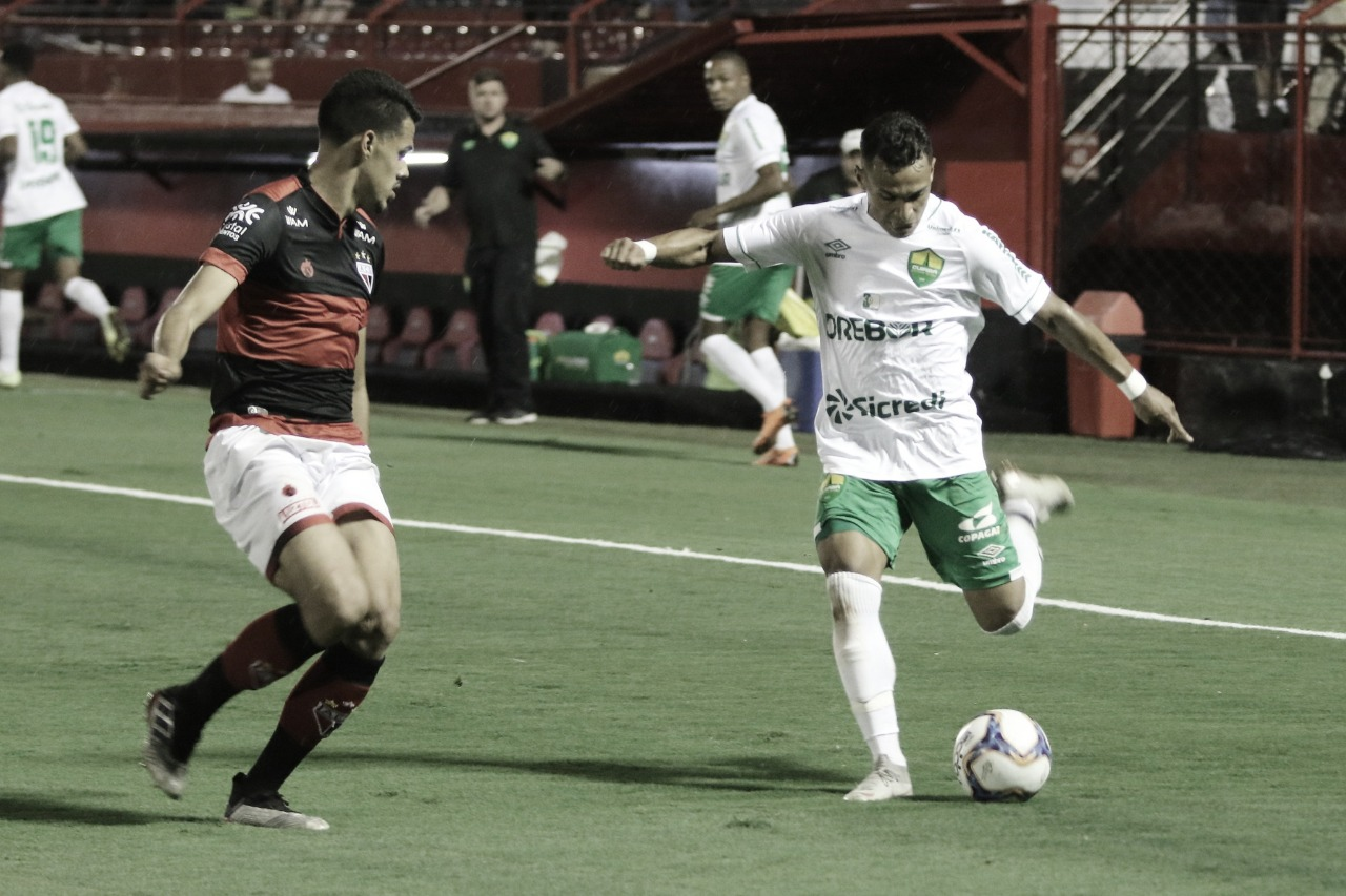 Atlético-GO empata com Cuiabá e perde chance de encostar na liderança
