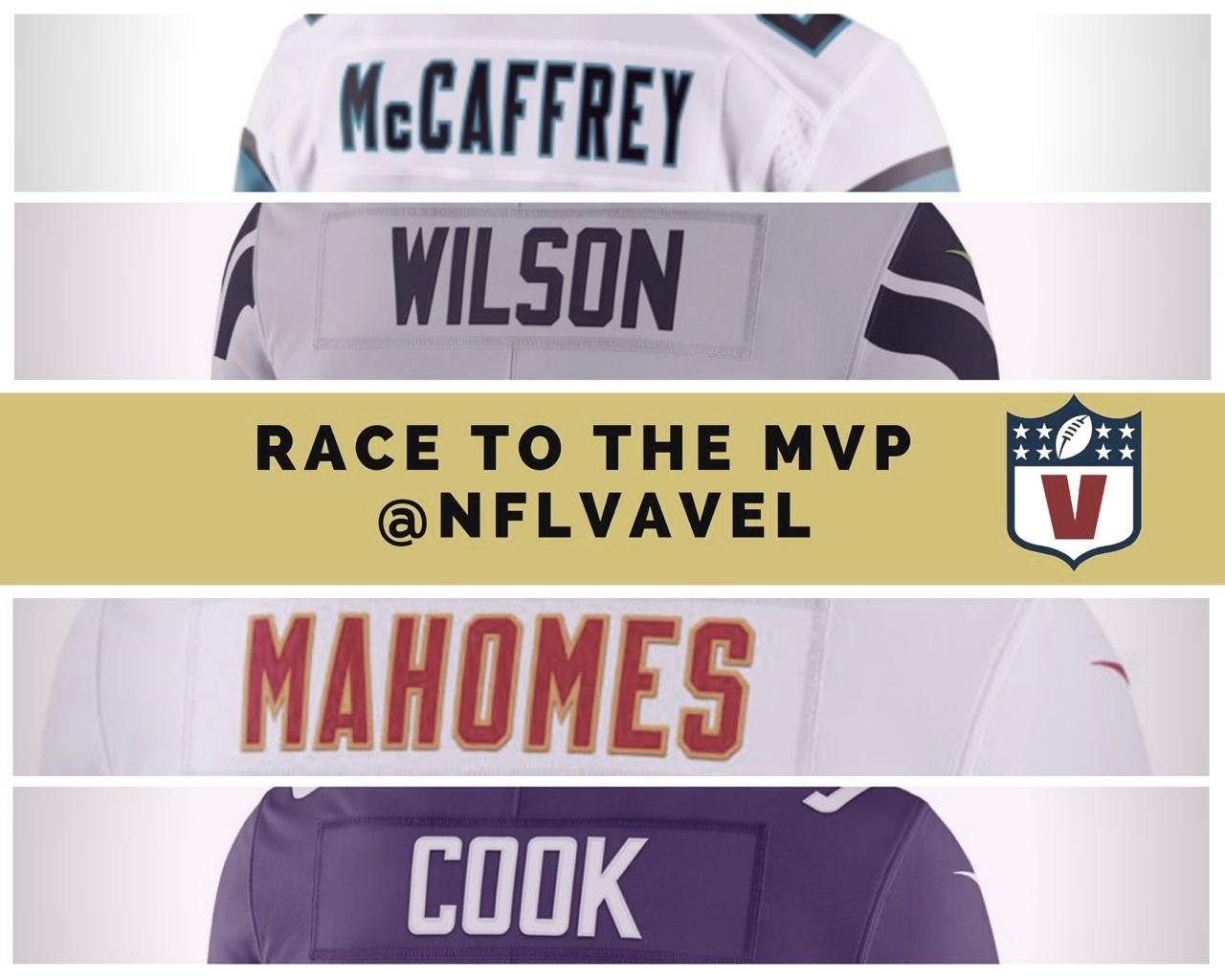 Power Rankings de jugadores: race to the MVP semana 5
