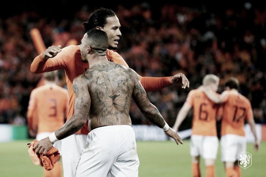 Dramático! Nos acréscimos, Holanda vira contra Irlanda do Norte e assume topo do grupo