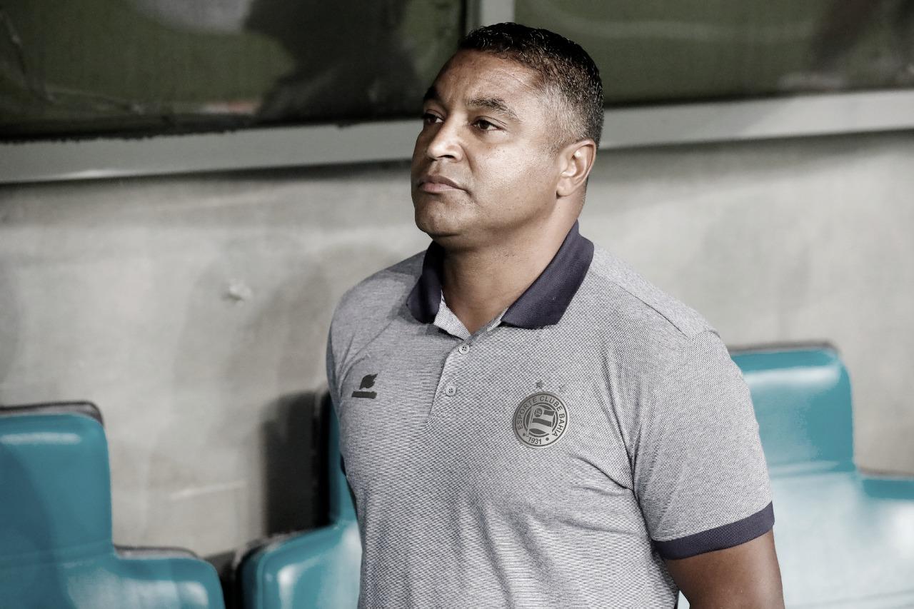 Técnico do Bahia, Roger Machado enxerga 'falta de capricho' no empate contra São Paulo
