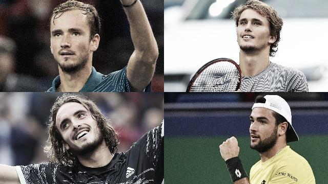 Djokovic y Federer, eliminados en el Masters 1000 de Shanghái
