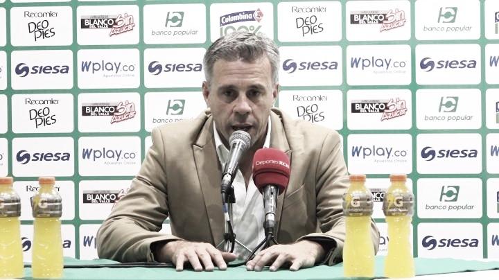 "Lucas Pusineri: ""No estuvimos finos, fuimos erráticos"""