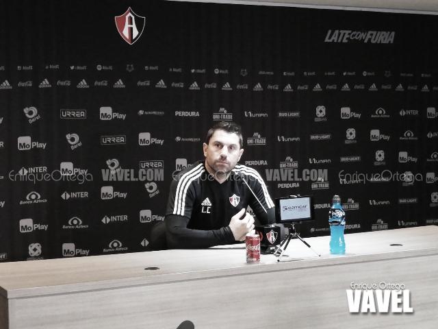 """Leandro Cufré: """"Nosotros queremos entrar a las últimas dos jornadas ya calificados"""""""