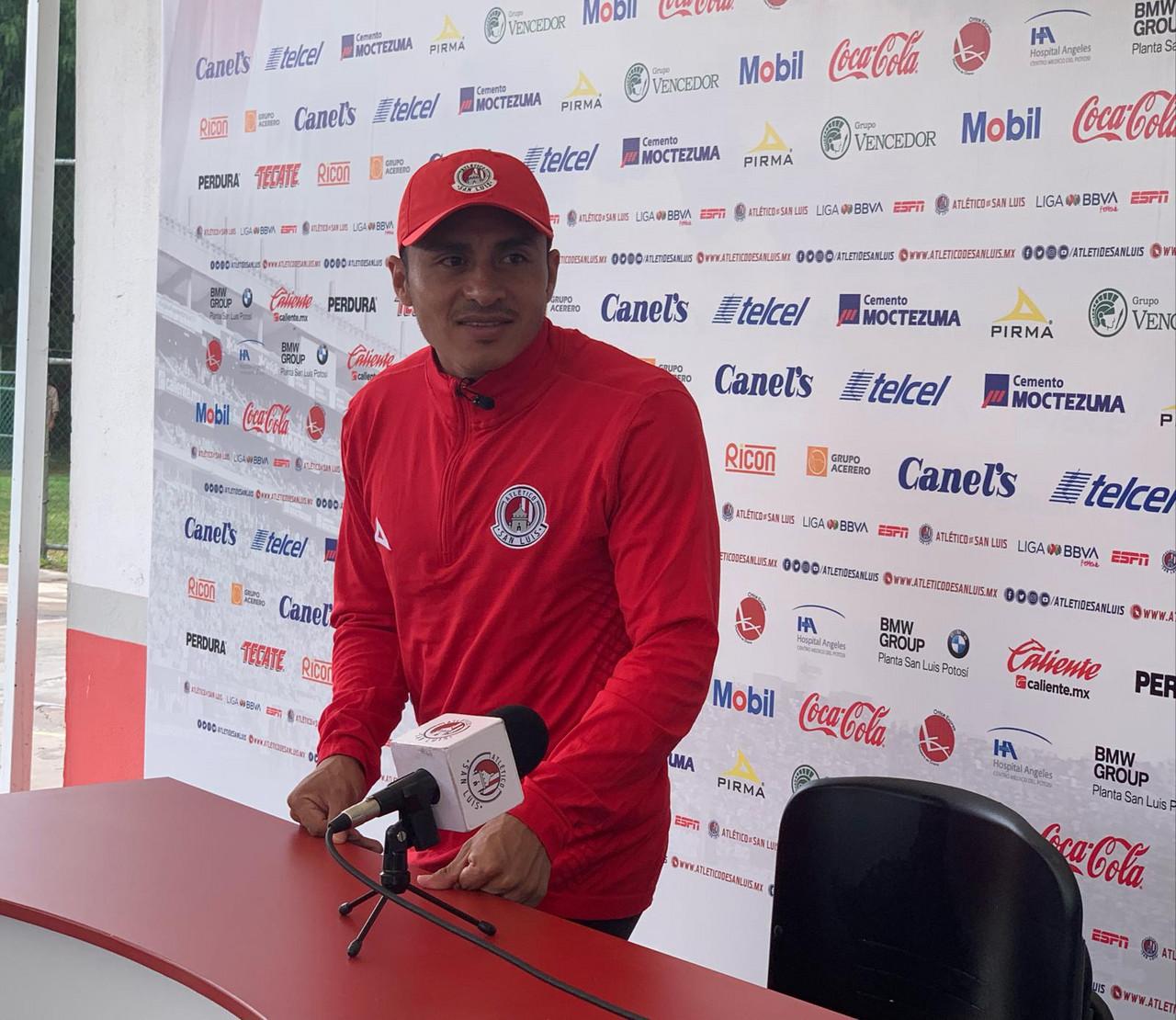 El Atlético de San Luis se prepara para el Clásico de la 57