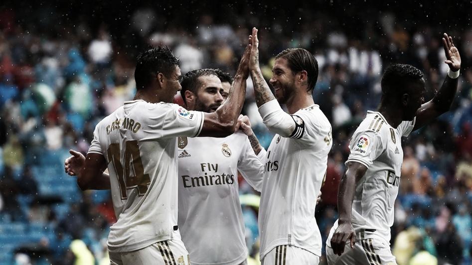 Gol e melhores momentos de Mallorca x Real Madrid Campeonato Espanhol (1-0)
