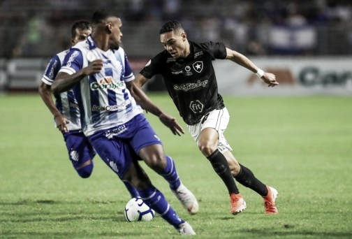 Gols e melhores momentos Botafogo 2x1 CSA pelo Campeonato Brasileiro 2019