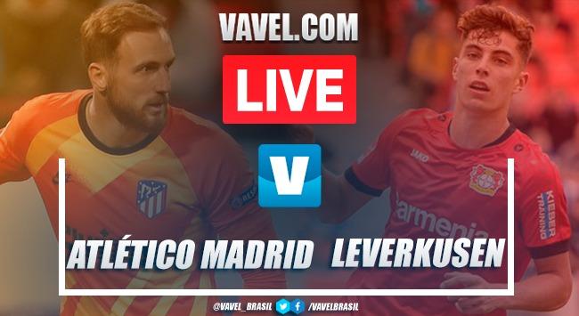 Gol e melhores momentos Atlético de Madrid 1x0 Bayer Leverkusen pela Champions League