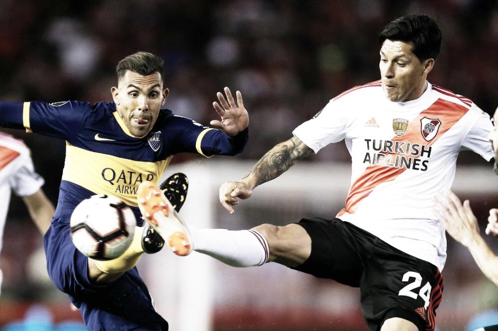 Dúvidas de Alfaro e certeza de Gallardo: o decisivo Boca Juniors x River Plate pela Libertadores