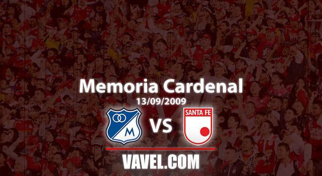 Memoria 'cardenal': Un clásico lleno de goles