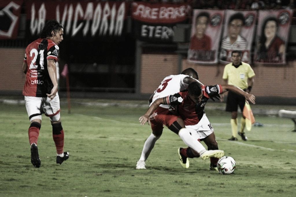 Datos de la derrota de América 3-1 en Cúcuta