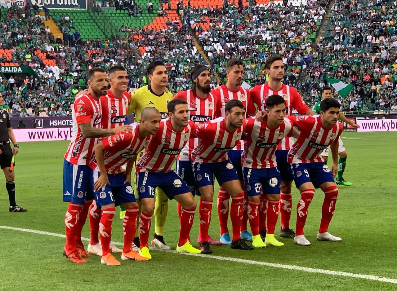Luis García, técnico interino del Atlético de San Luis