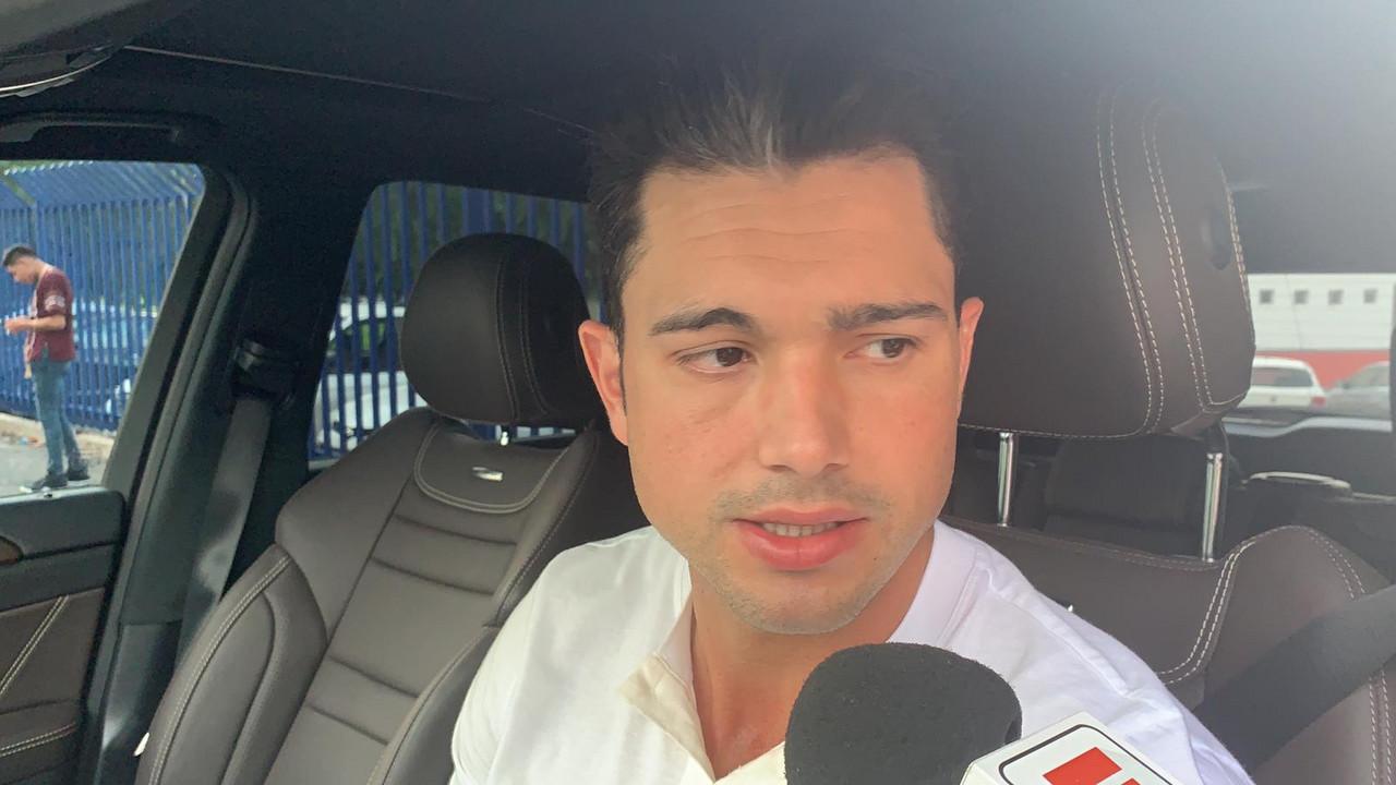 Alberto Marrero habló sobre el cese de Gustavo Matosas