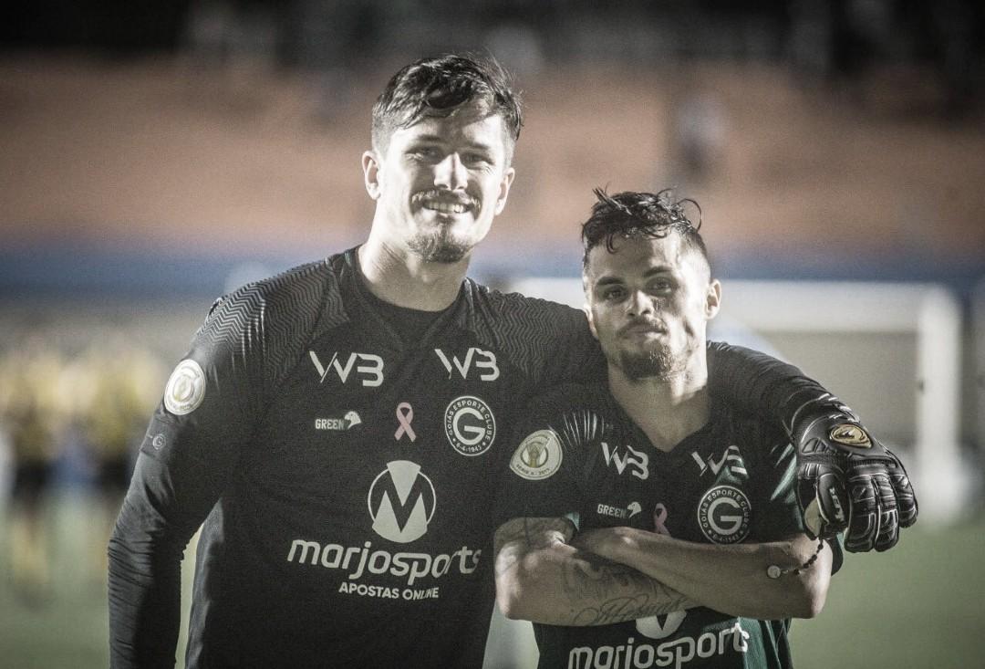 Com Tadeu e Michael decisivos, Goiás busca surpreender o embalado Flamengo