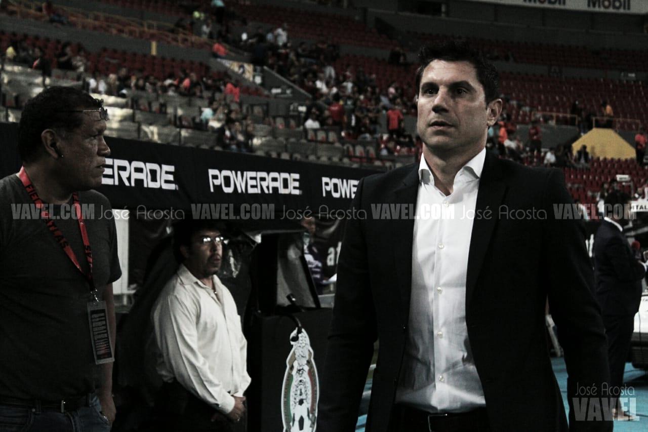"""Leandro Cufré: """"Hay un ambiente de frustración en el equipo"""""""