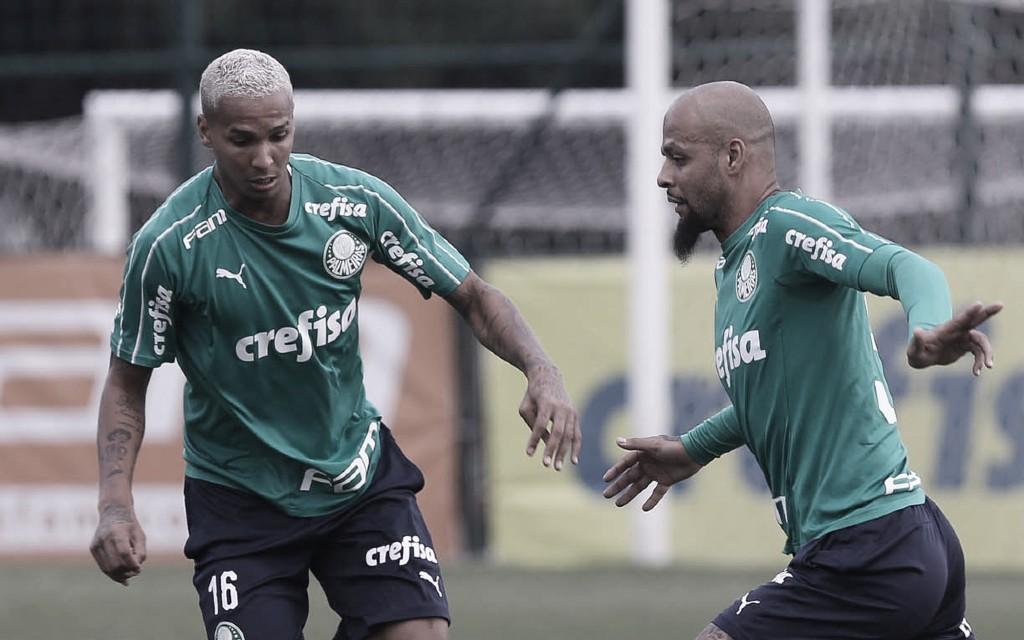 Palmeiras com base mantida encara Ceará desfalcado no Allianz