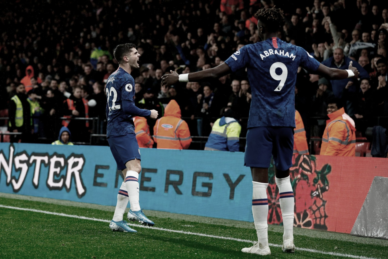 Chelsea vence Watford e mantém boa fase fora de casa