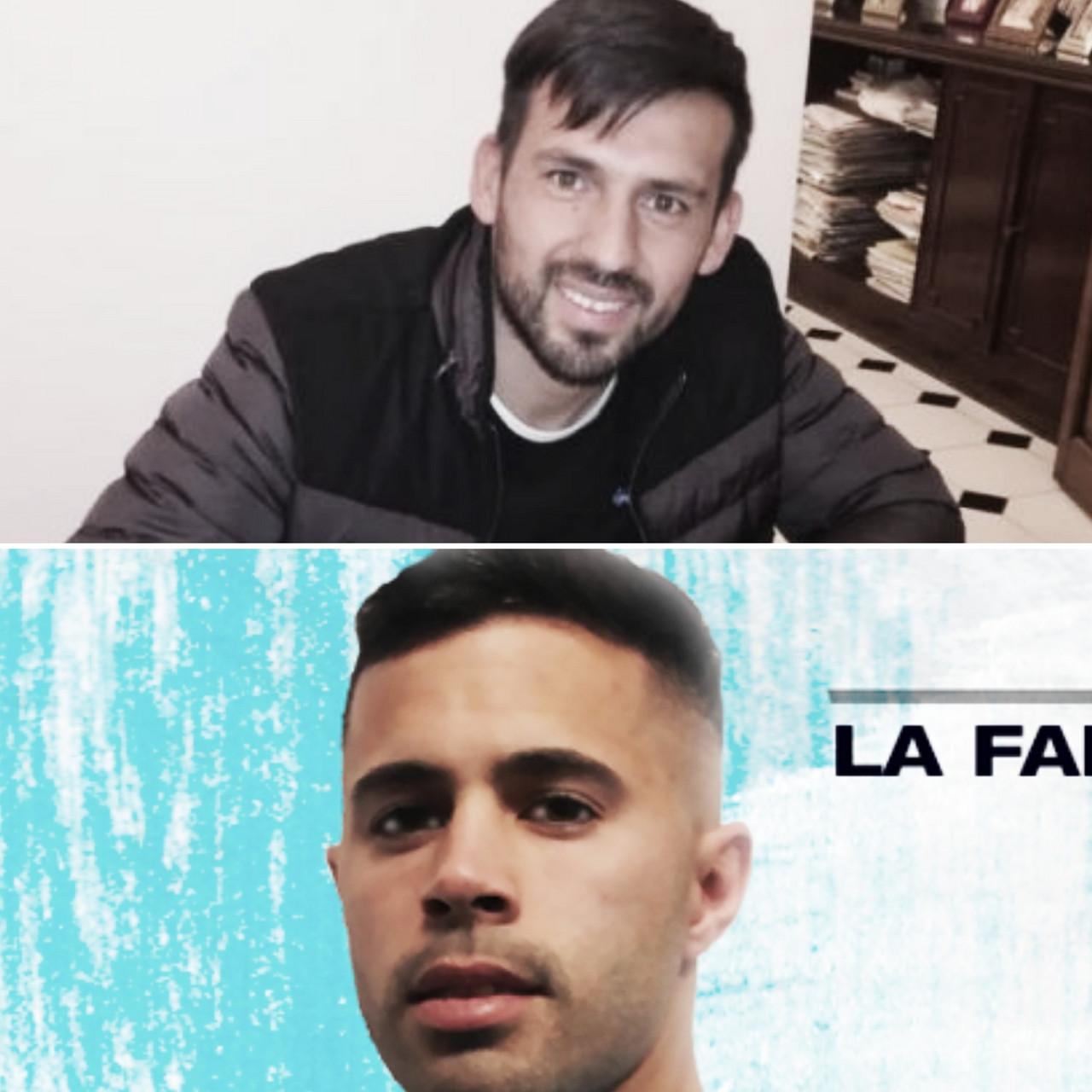 Cara a cara: Marcos Figueroa vs. Lucas Baldunciel