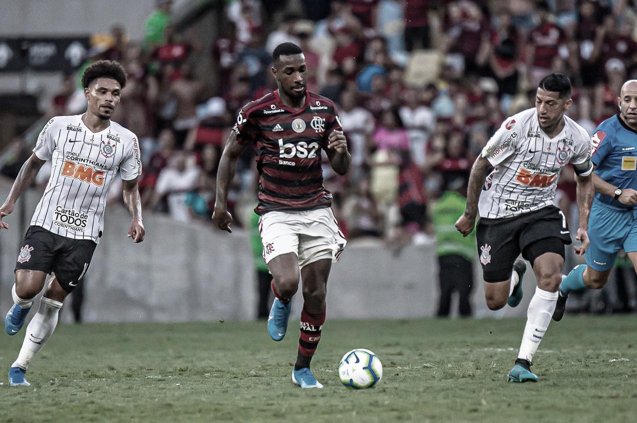 Gerson exalta confiança e diz que Flamengo entrou 'sabendo da responsabilidade'