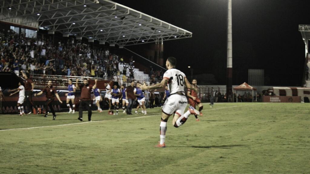 Com gol nos acréscimos, Atlético-GO bate Londrina e se consolida no G-4 da Série B