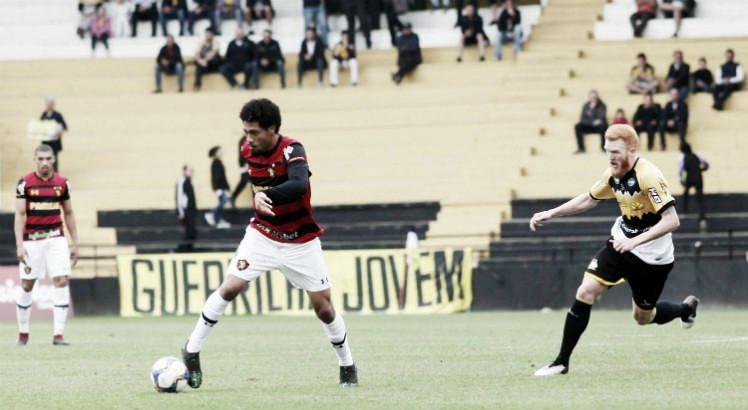 Gol e melhores momentos Sport 1x0 Criciúma pela Série B 2019