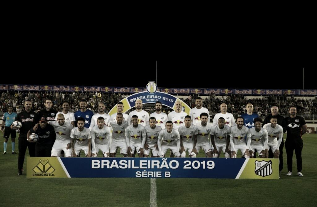 É campeão! Bragantino empata com Criciúma e conquista o título da Série 2019