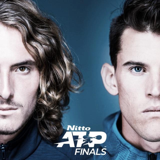 Finales ATP: Thiem versus Tsitsipas, la gran final