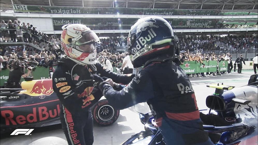 A vitória de Verstappen e as surpresas do GP do Brasil