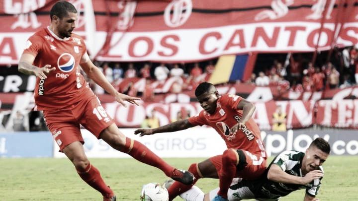 Datos que dejó la victoria de América 1-0 ante Deportivo Cali