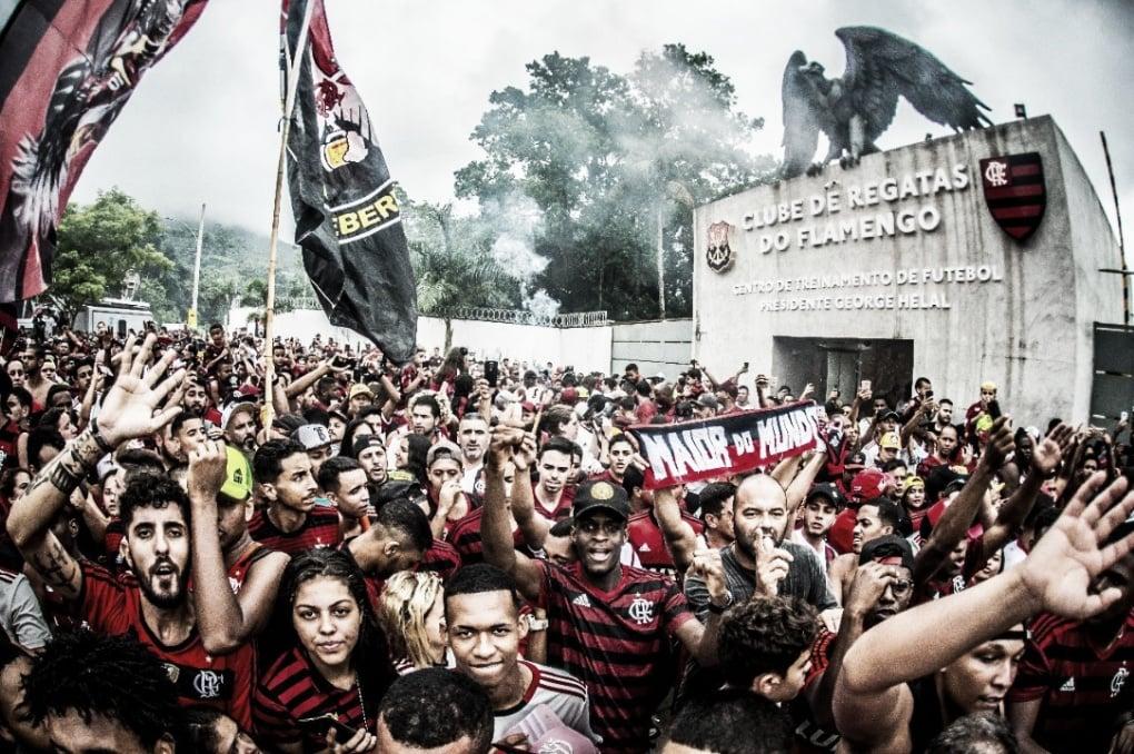 Flamengo x River Plate: Jorge Jesus diz que #AeroFla 'é uma loucura'