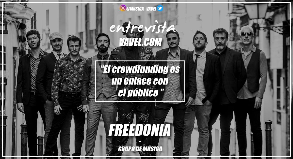 """Freedonia: """"El crowdfunding es un enlace con el público"""""""