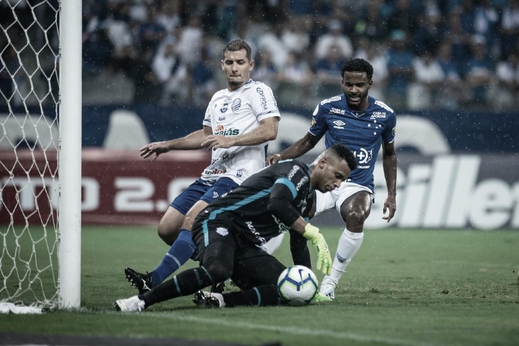 CSA apronta sobre Cruzeiro em MG e volta a sonhar com permanência na Série A