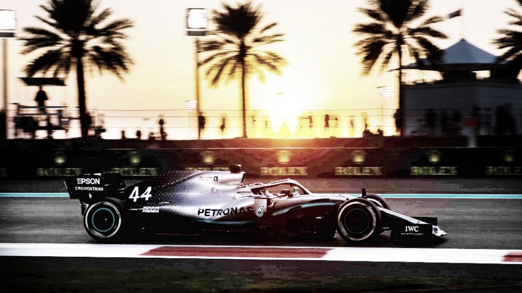 Melhores momentos treino classificatório GP de Abu Dhabi na Fórmula 1 2019