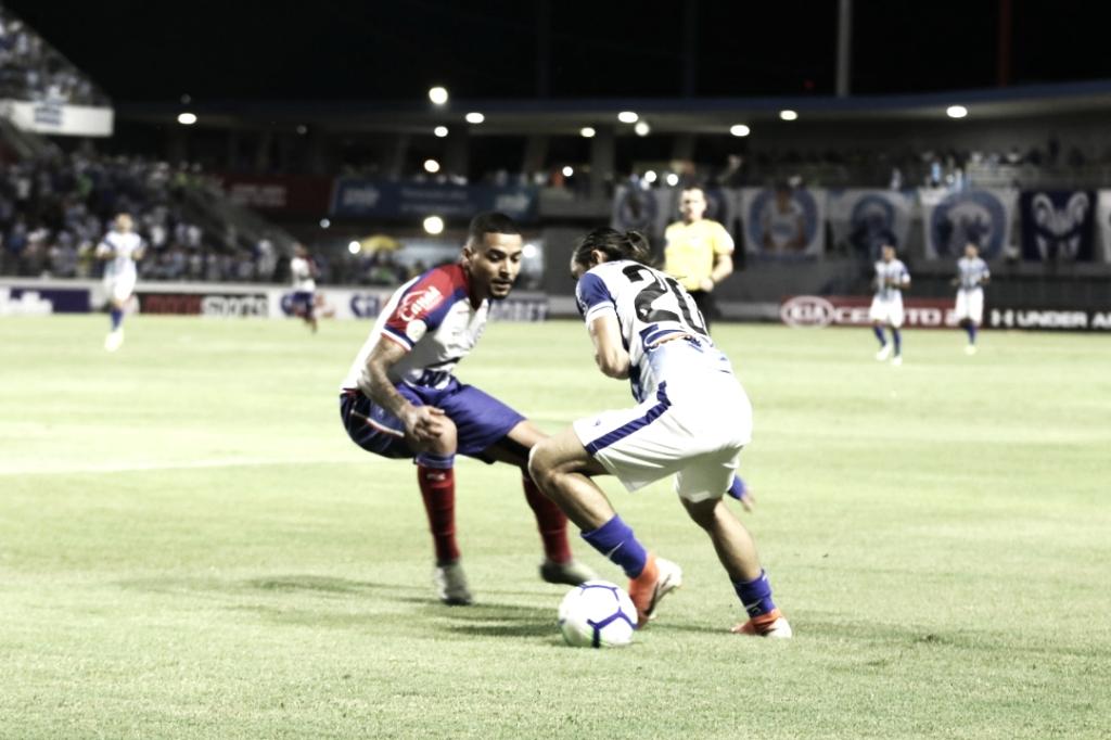 Gols e melhores momentos CSA 1x2 Bahia pelo Brasileirão 2019
