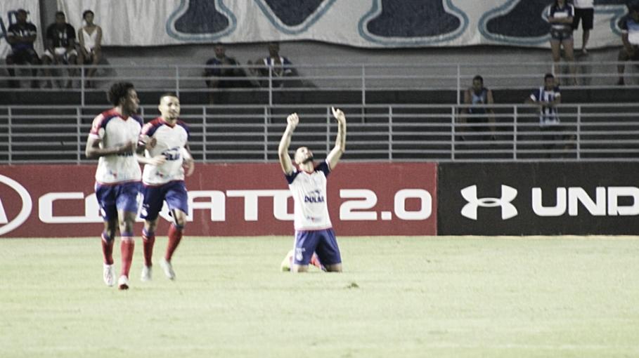 Em jogo tenso, Bahia vence no Rei Pelé e praticamente decreta rebaixamento do CSA