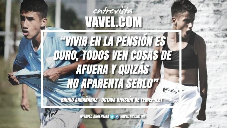 """Entrevista. Bruno Argañaraz: """"Hicimos un esfuerzo grandísimo, nos merecíamos jugar la semifinal del Torneo regular y la final del Torneo Complementación"""""""