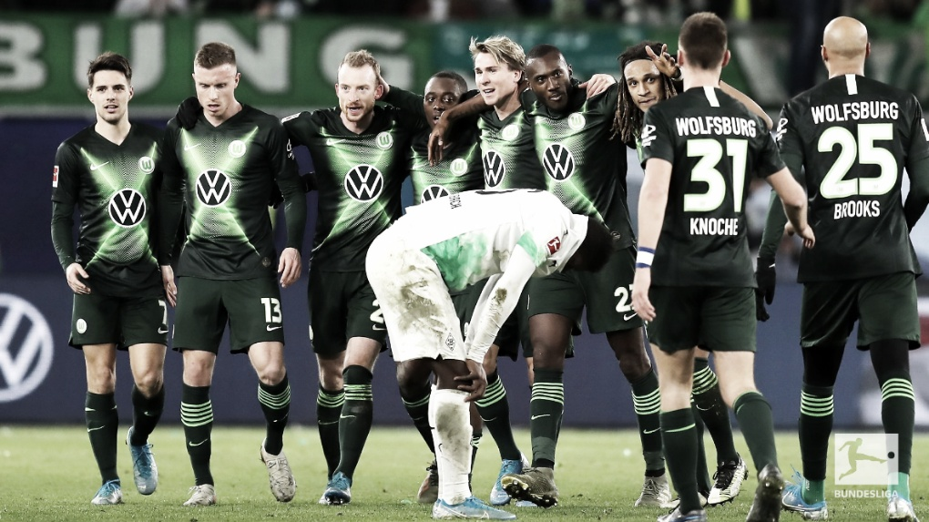 Mönchengladbach perde liderança da Bundesliga após derrota para o Wolfsburg