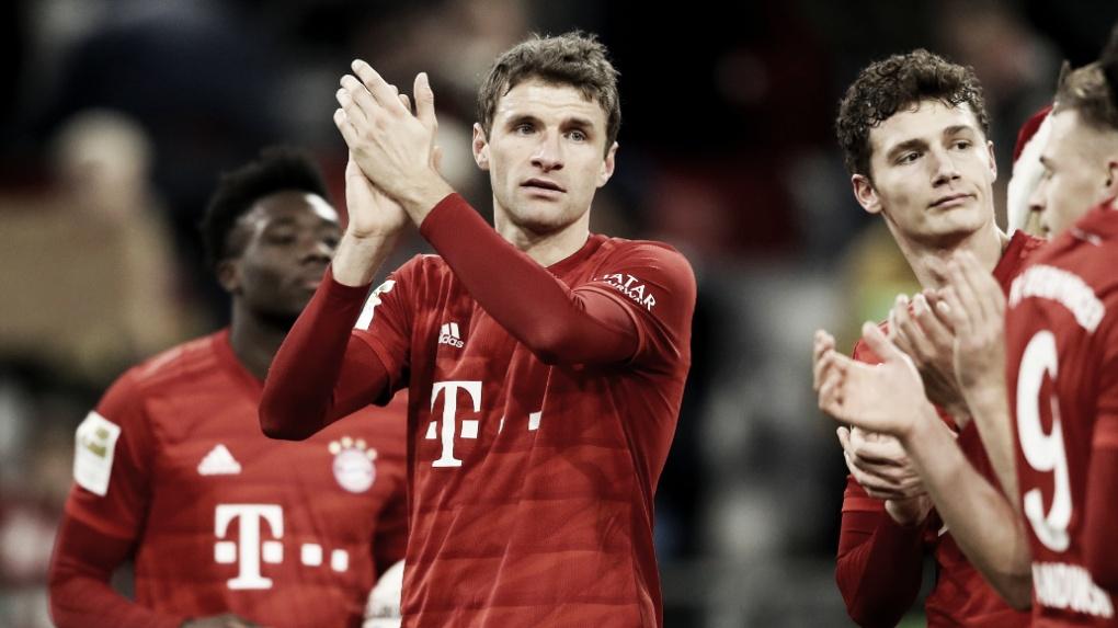Sorteio das oitavas de Champions League pregam peça aos clubes alemães